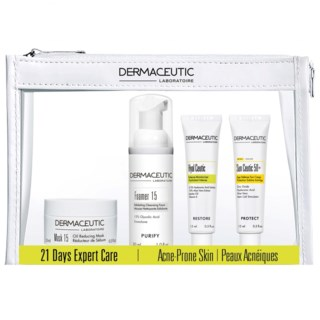 21 Days Expert Care Kit Acne Prone Skin