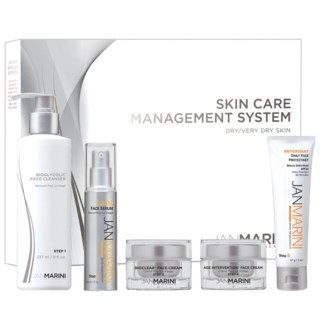 Skin Care Management System Dry Very Dry Skin Jan Marini