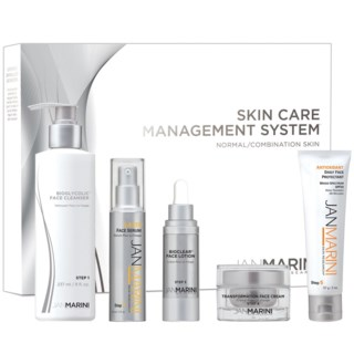Skin Care Management System Normal Combination Skin Jan