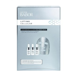 Doctor Babor Lifting Cellular Silver Foil Face Mask