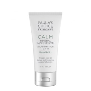 CALM Mineral Moisturizer SPF 30 (Normal to Dry Skin)