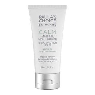 CALM Mineral Moisturizer SPF 30 (Normal to Oily Skin)