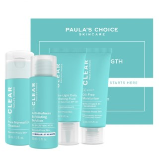 Trial Kit Clear Regular Strength for Blemish-Prone Skin
